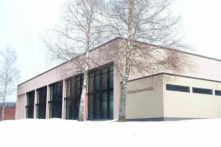 Schluchseehalle - Schluchsee