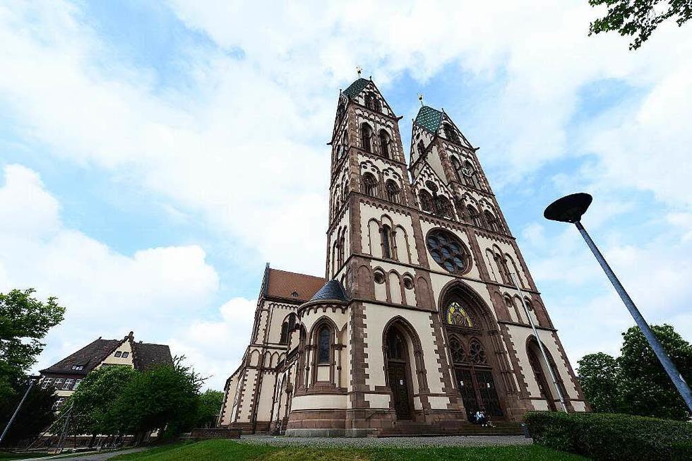 Herz-Jesu-Kirche (Stühlinger) - Freiburg