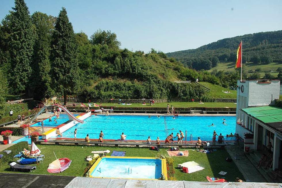 Gartenstrandbad - Laufenburg (Baden)