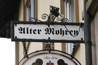 Gasthaus Alter Mohren