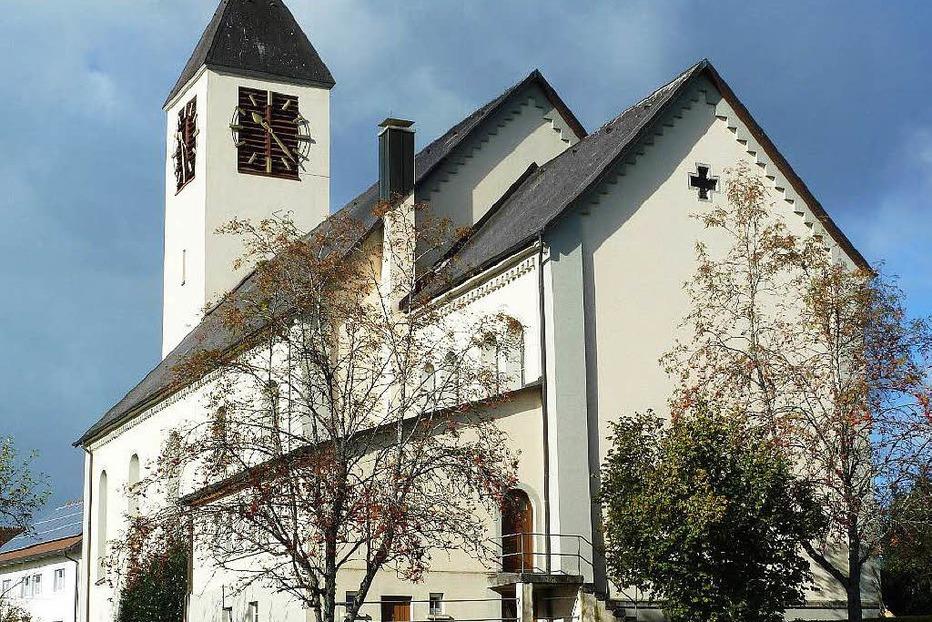 Pfarrkirche Niederwihl - Görwihl