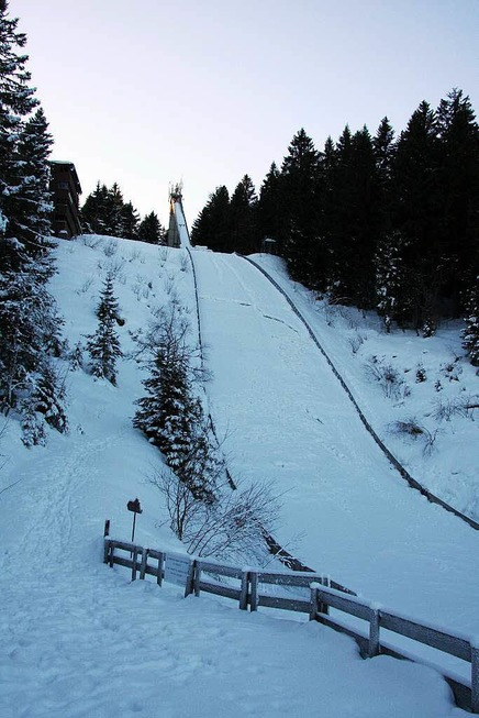 Adlerschanze - Schönwald