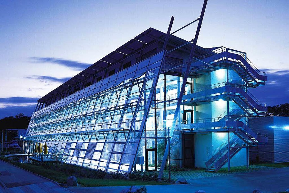 Solar-Fabrik - Freiburg