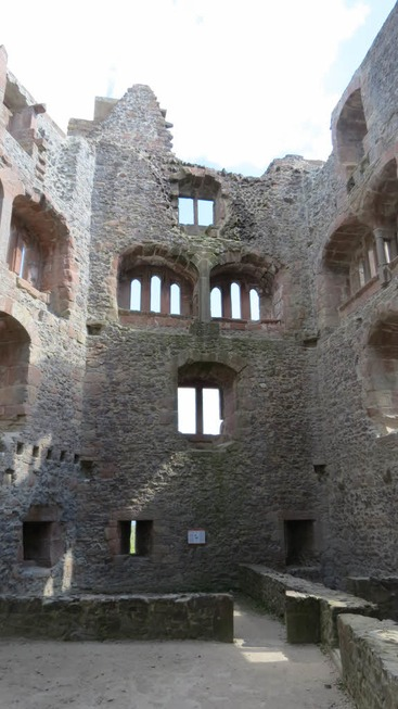 Burgruine Hohengeroldseck - Seelbach