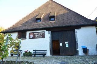 Kaiserstühler Weinbaumuseum Achkarren