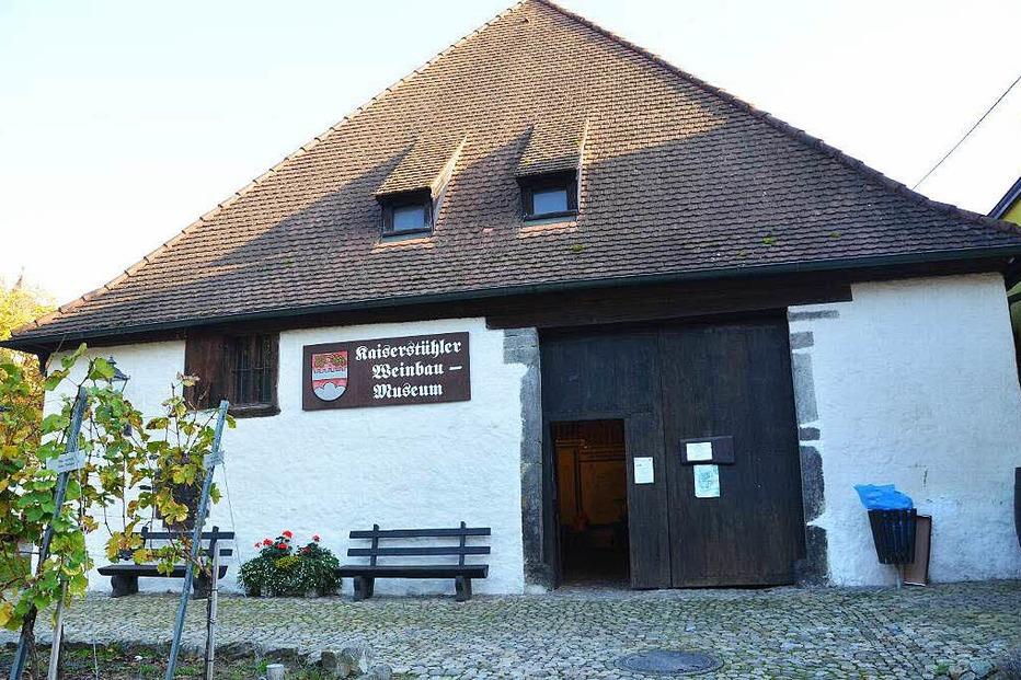 Kaiserst�hler Weinbaumuseum Achkarren - Vogtsburg