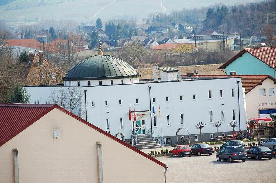 Moschee - Buggingen
