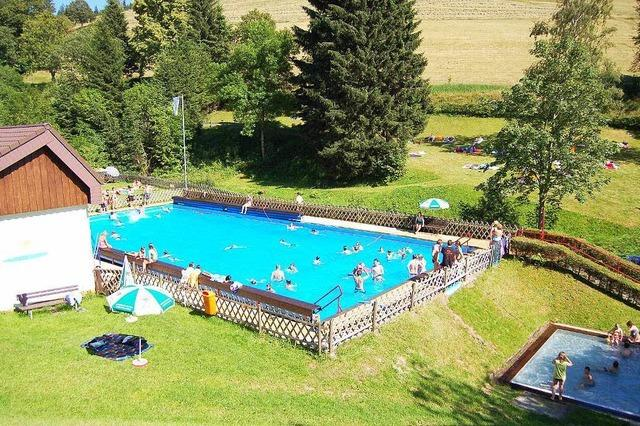 Berger Bad - Freibad Todtnauberg