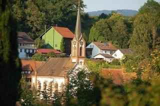 Pelagiuskirche Dossenbach