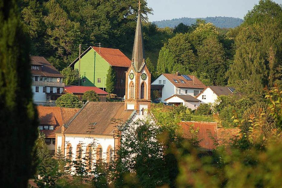 Pelagiuskirche Dossenbach - Schwörstadt