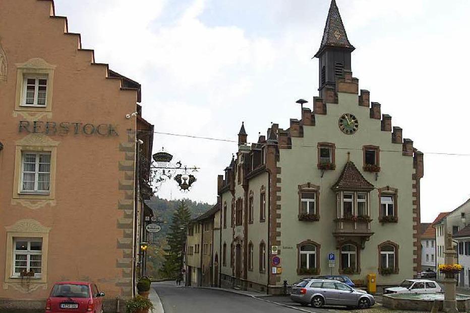 Rathaus - Stühlingen