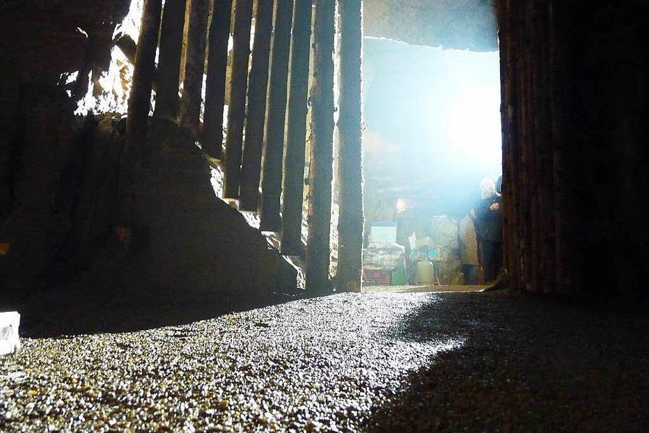 Erdmannshöhle - Hasel