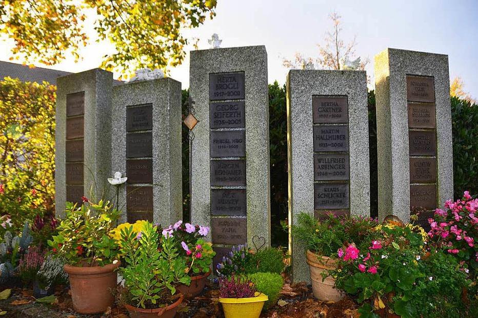 Friedhof - Eimeldingen