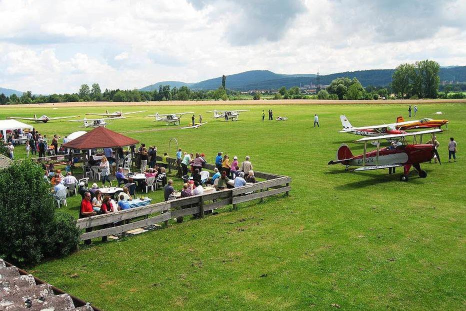 Flugplatz Herten - Rheinfelden