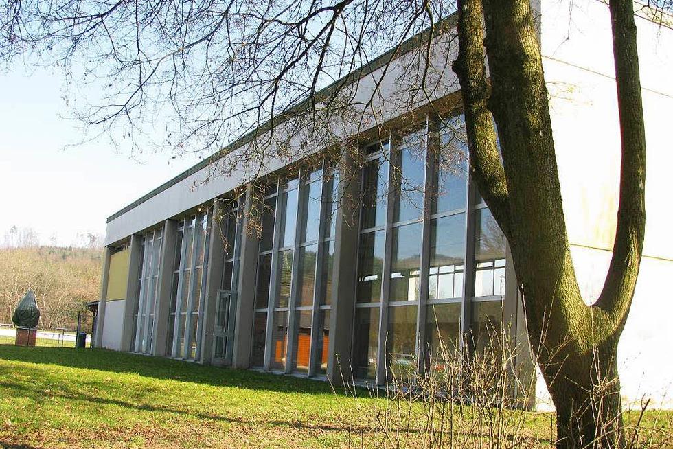 Flößerhalle Wallbach - Bad Säckingen