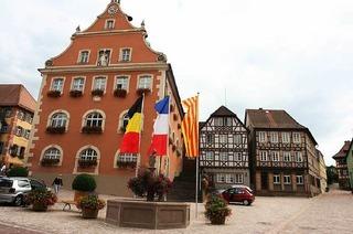 Rathaus Ettenheim