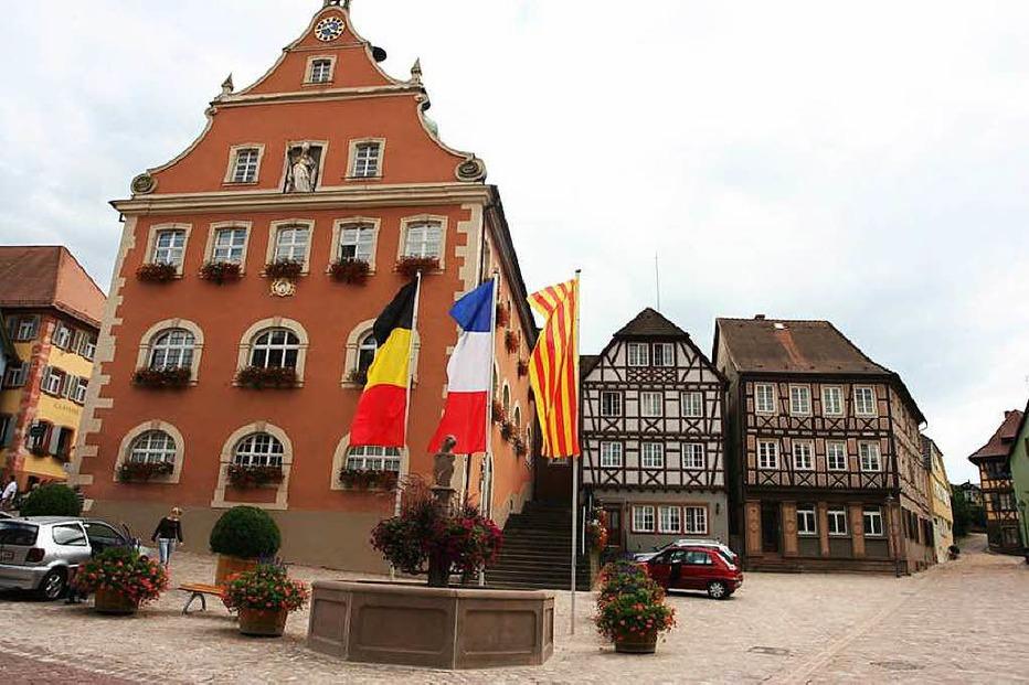 Rathaus Ettenheim - Ettenheim