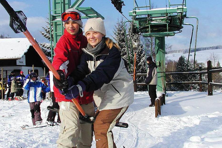 Skilift Wehrhalden - Herrischried