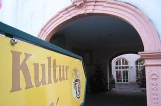 Kulturcaf� im Ritterhaus