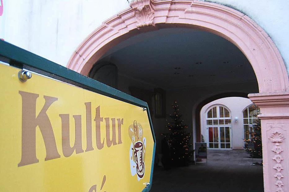 Kulturcaf� im Ritterhaus - Offenburg