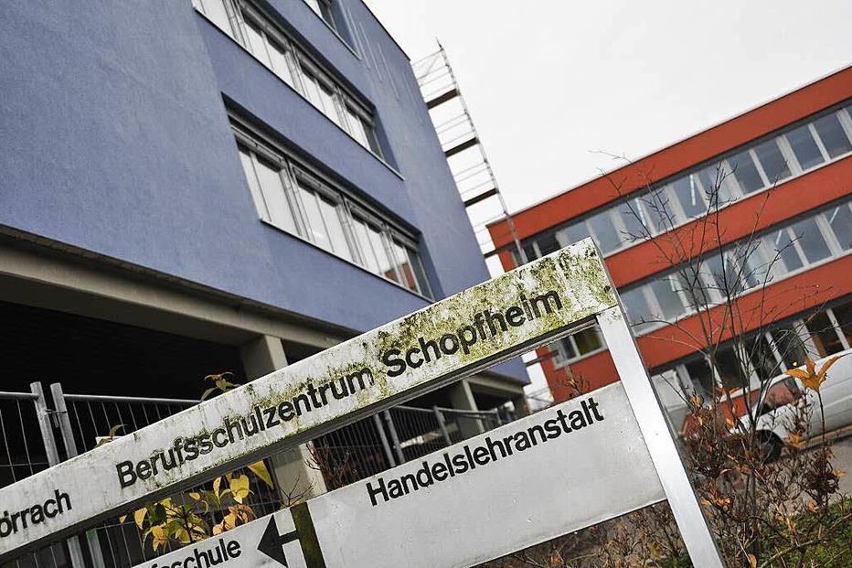 Berufsschulzentrum - Schopfheim