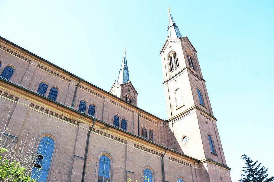 Kath. Kirche St. Peter und Paul (Sulz) - Lahr