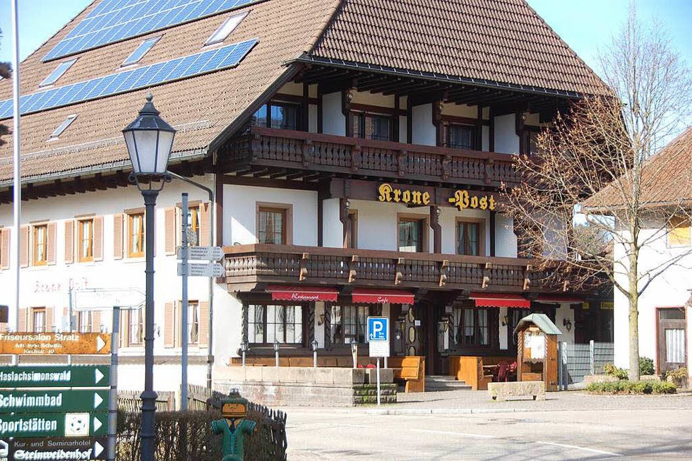 Gasthaus Krone-Post - Simonswald