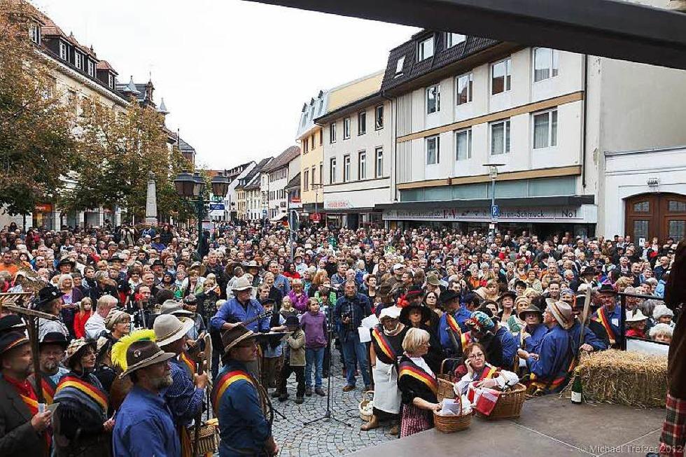 Marktplatz - Schopfheim