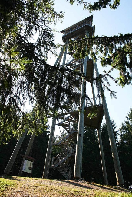 Hünersedelturm - Freiamt