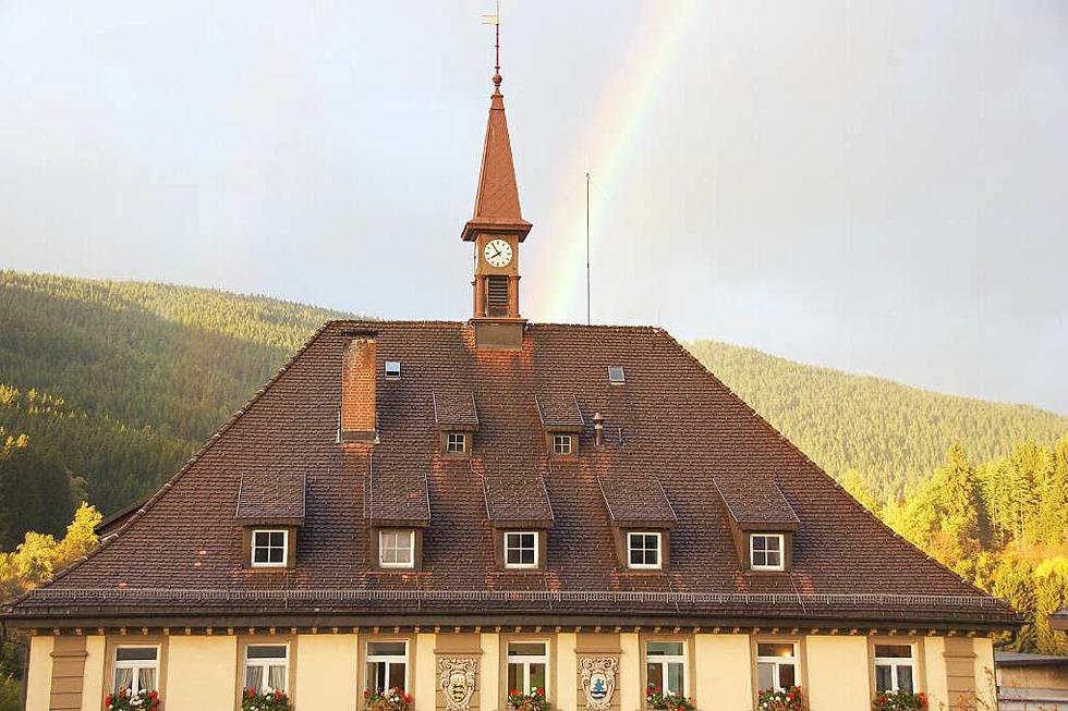 Rathaus Neustadt - Titisee-Neustadt