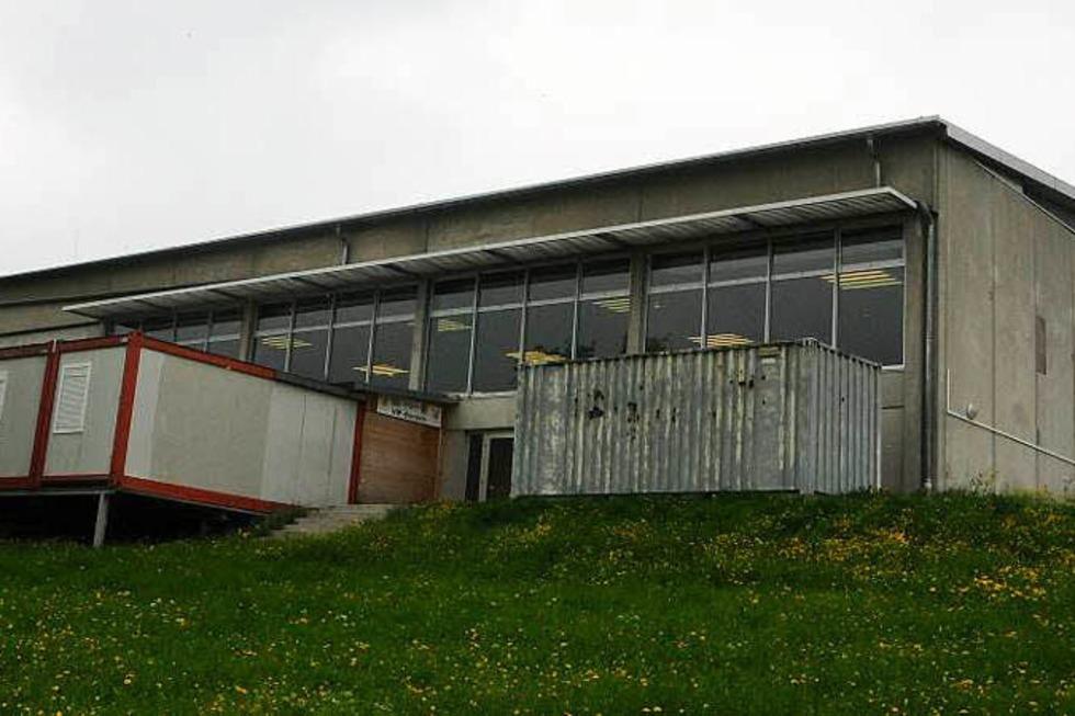 Dinkelberghalle Adelhausen - Rheinfelden