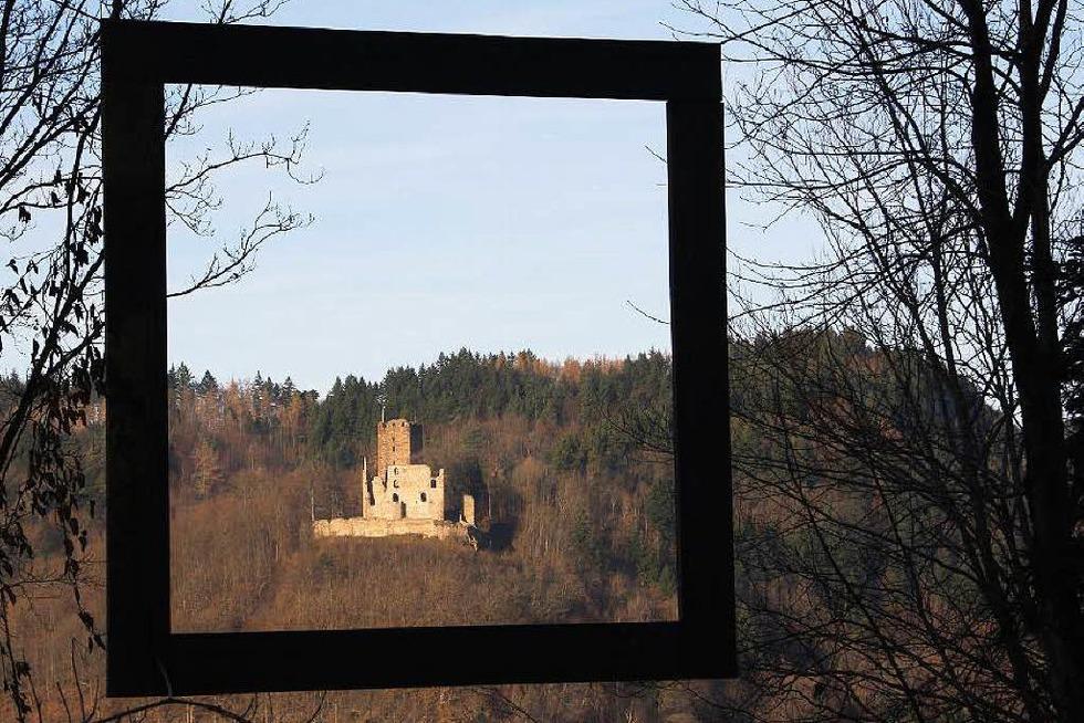 Kastelburg - Waldkirch