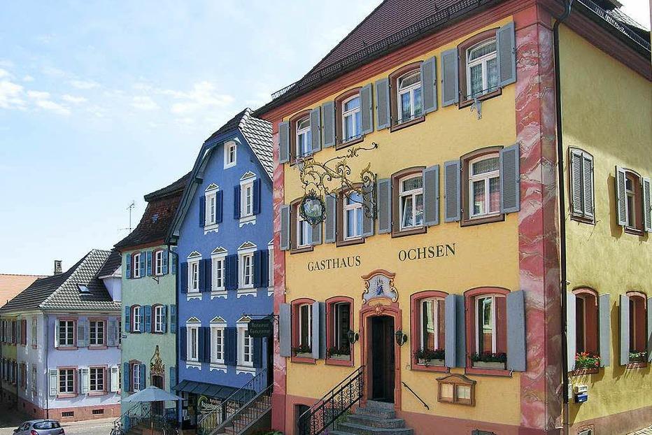 Gasthaus Ochsen - Ettenheim