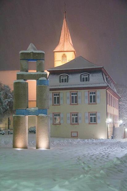 Martinskirche - Müllheim