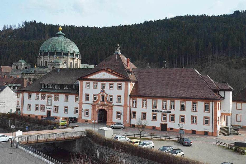 Rathaus St. Blasien - St. Blasien