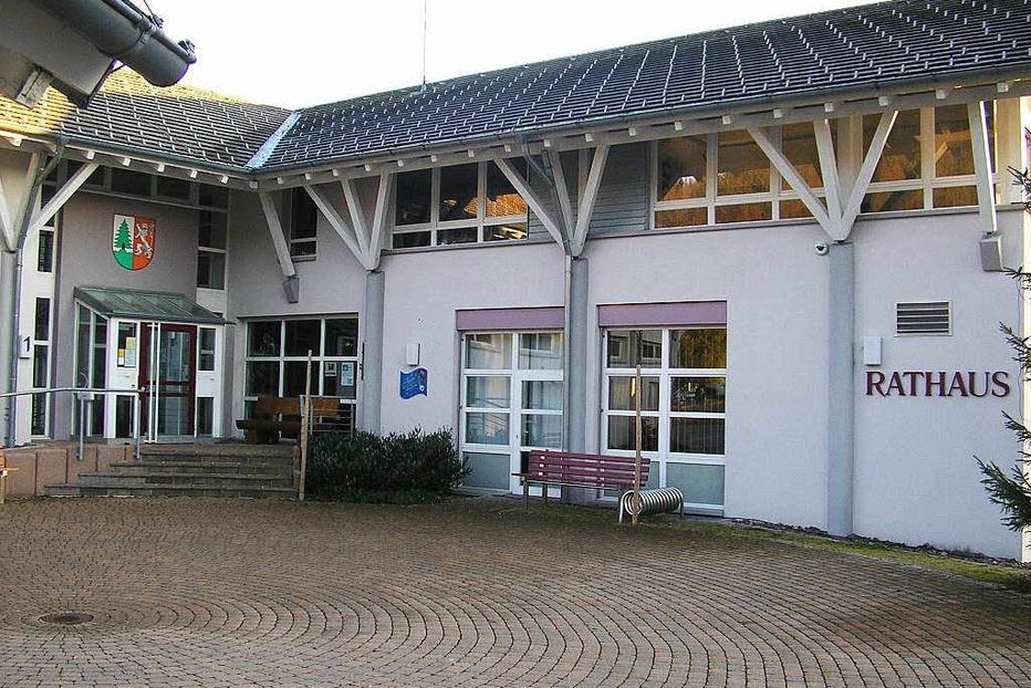 Rathaus Wittenschwand - Dachsberg
