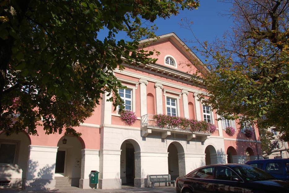 Rathaus - Schopfheim