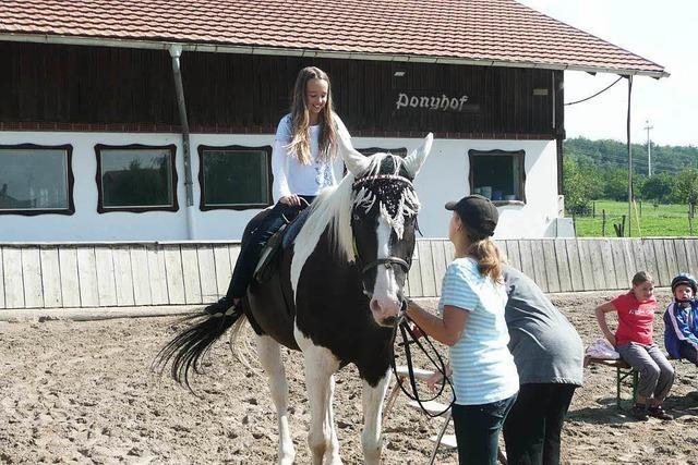 Ponyhof in Karsau
