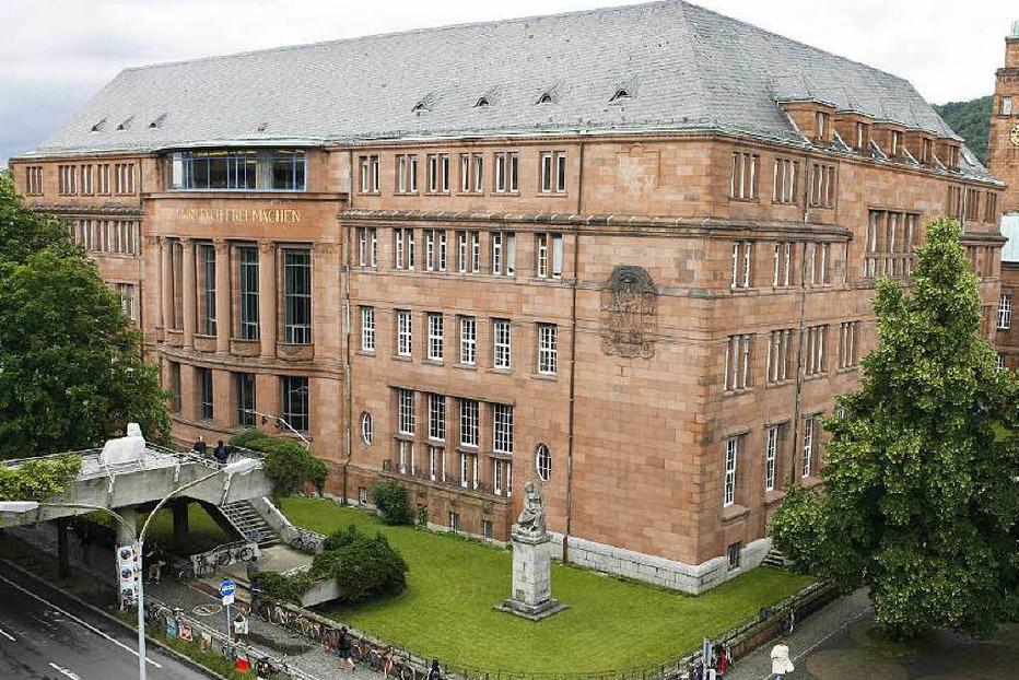 Universität, KG I - Freiburg