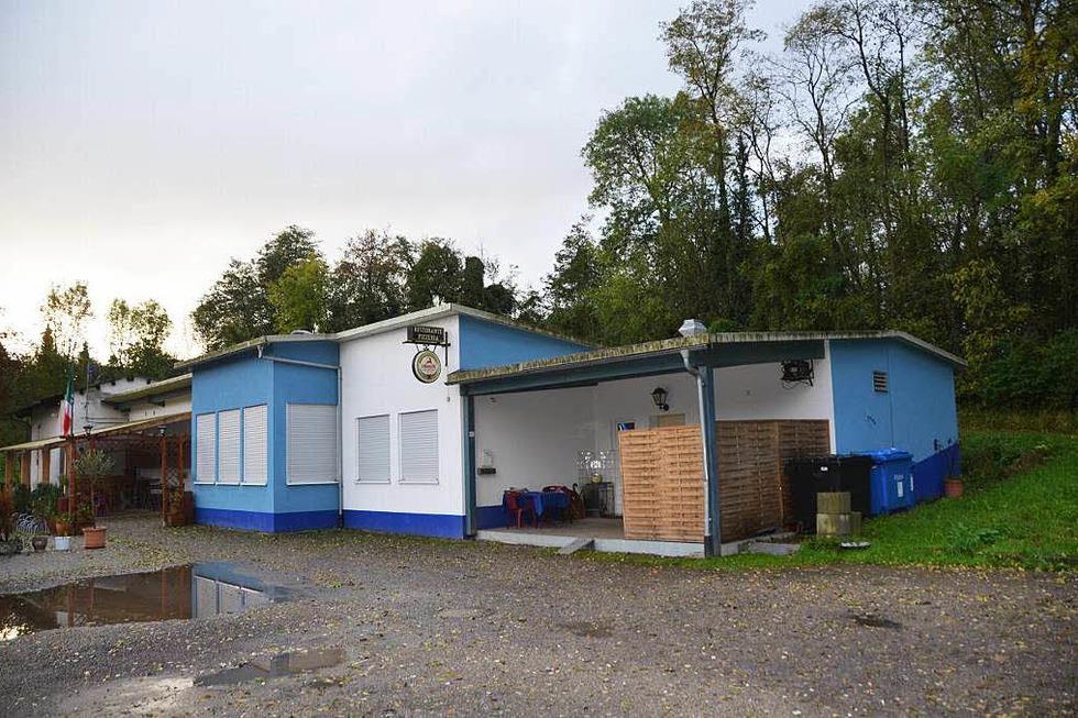Vereinsheim Spvgg Märkt-Eimeldingen - Eimeldingen