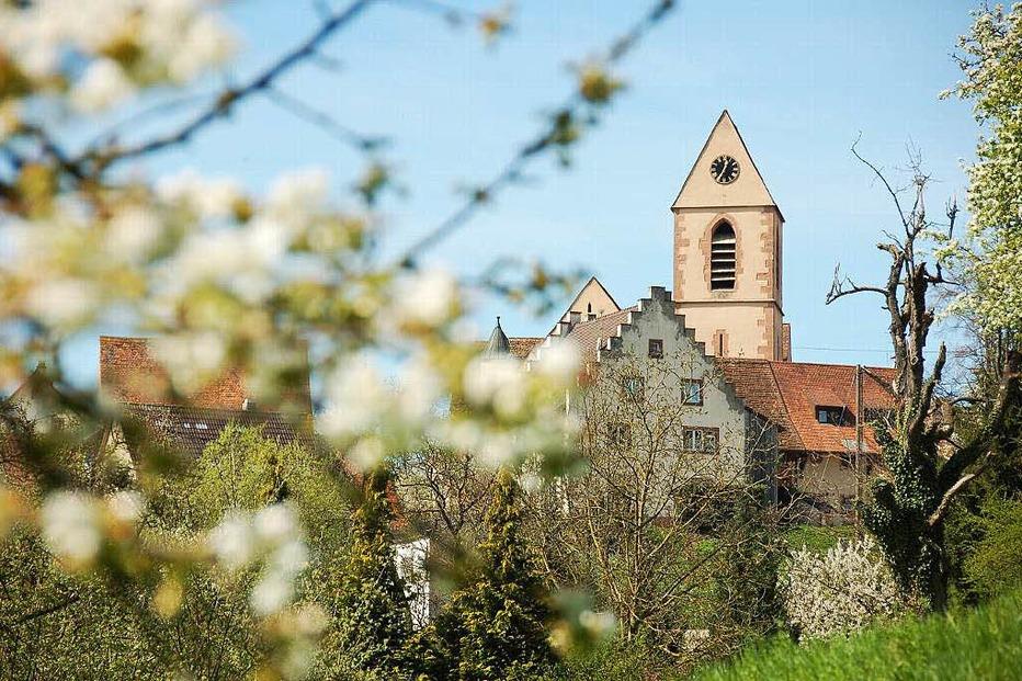 Ev. Kirche Rötteln - Lörrach