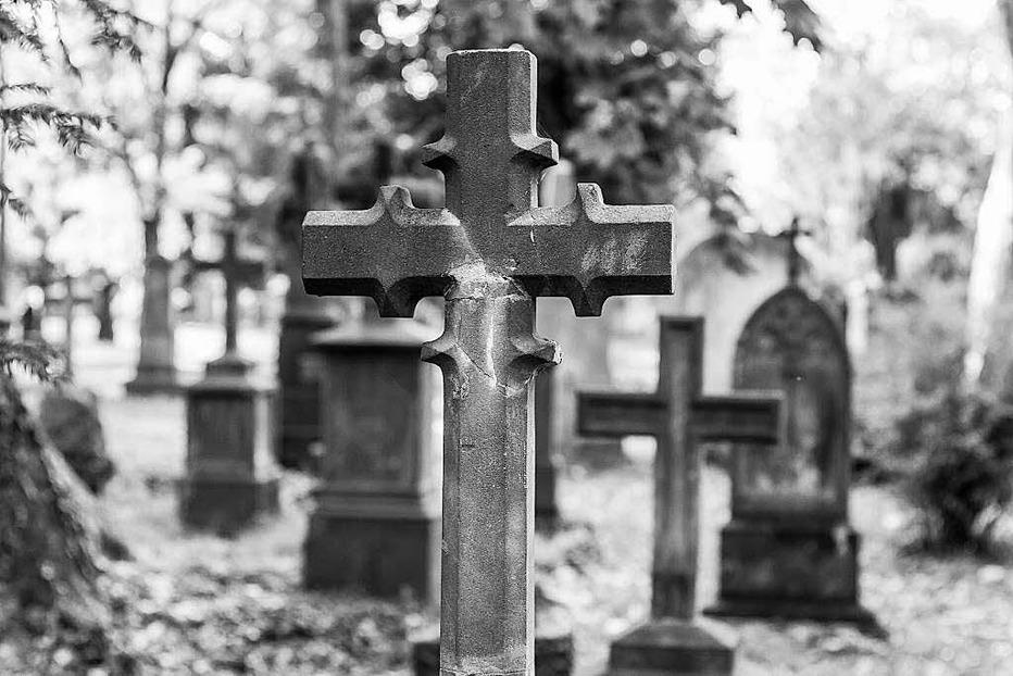 Alter Friedhof Herdern - Freiburg
