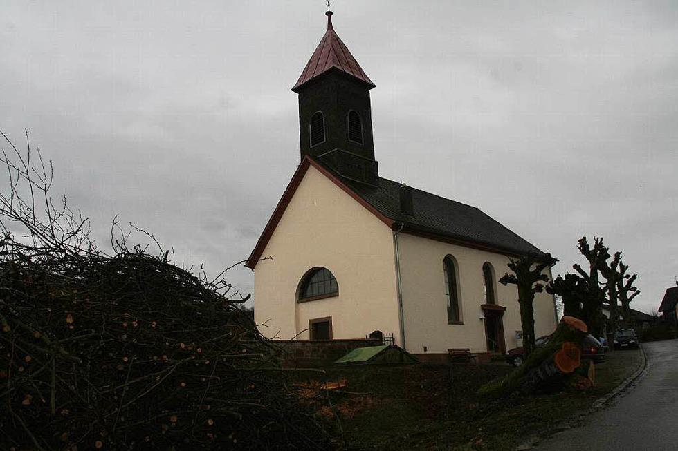 Ev. Kirche Eichen - Schopfheim
