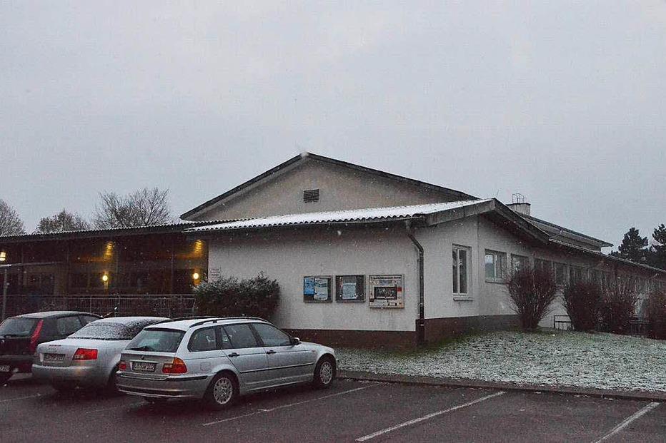 Scheffelhalle Herten - Rheinfelden