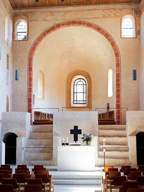 Kirche St. Cyriak - Sulzburg