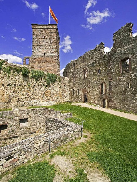 Burg Rötteln - Lörrach