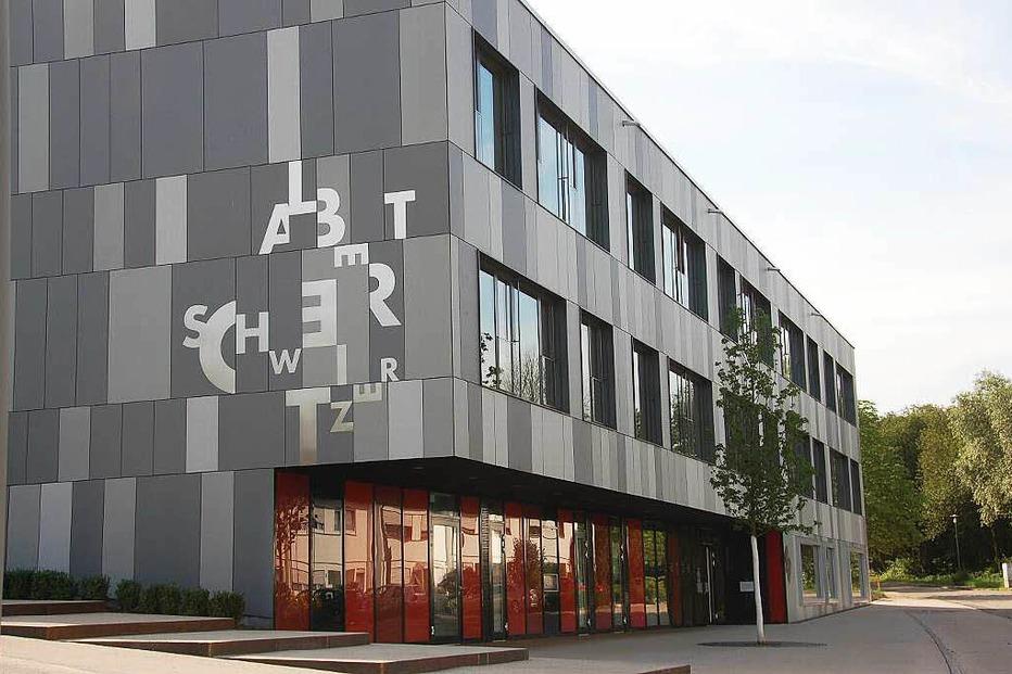 Albert-Schweitzer-Gymnasium - Gundelfingen