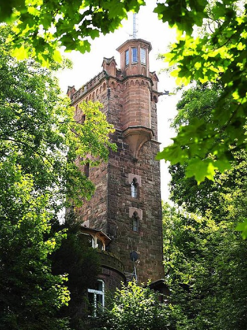 Hildaturm - Freiburg