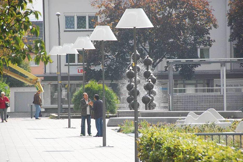 Berliner Platz - Weil am Rhein