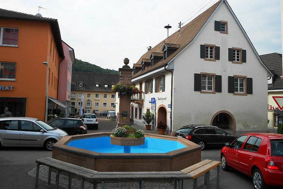 Marktplatz - Kandern